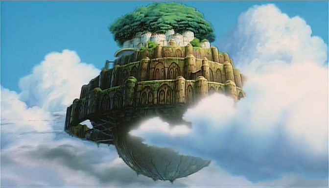 Castle The Sky - JoBSPapa.com